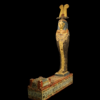 A Wood Statue of Ptah-Sokar-Osiris