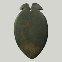 An Egyptian Predynastic Cosmetic Palette