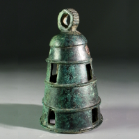 An Urartian Bronze Bell for a Horse
