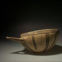 A Large Cypriot Milk Bowl