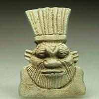 An Amulet of the god Bes