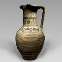 An Early Western Greek Oinochoe