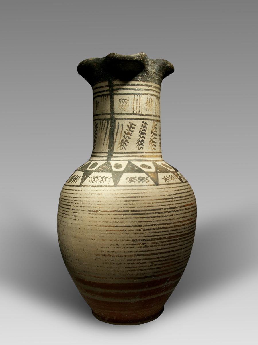Alexander Ancient Art An Early Western Greek Oinochoe