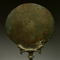 An Egyptian Middle or New Kingdom Mirror