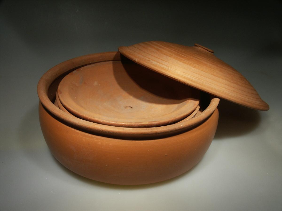 Alexander Ancient Art A Set Of Roman Tunisian Cooking Pots