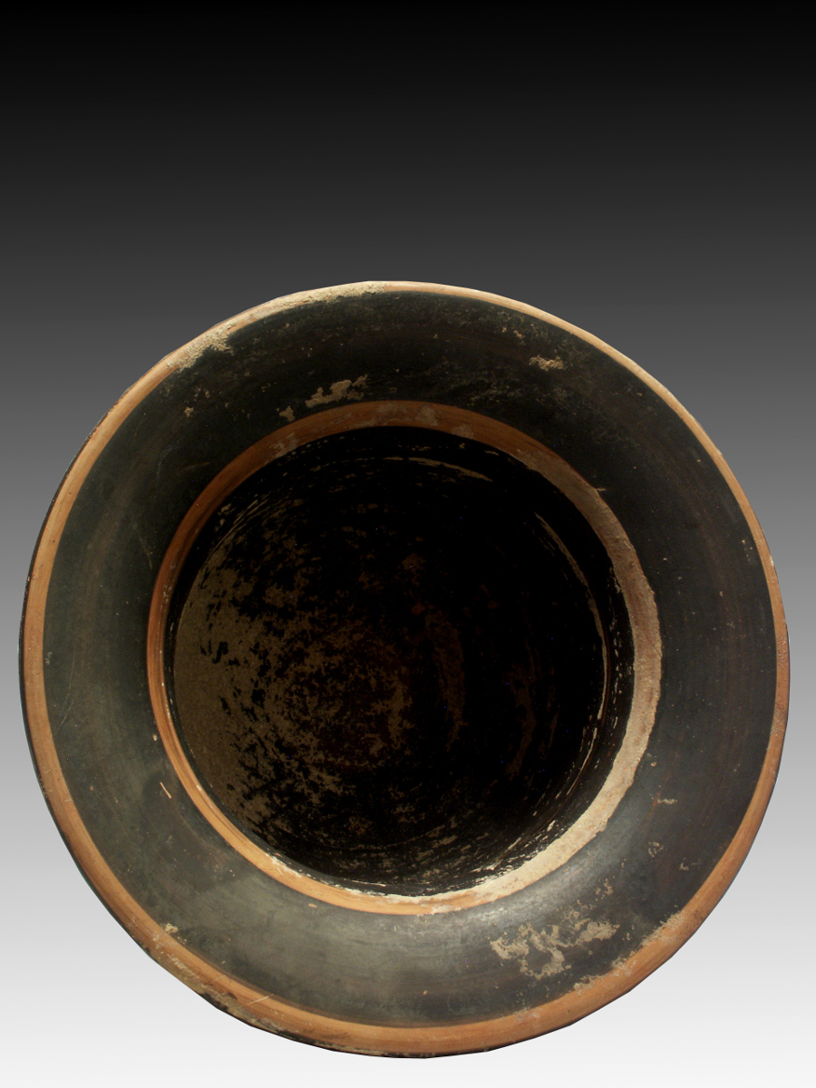 Alexander Ancient Art A Red Figured Bell Krater By The