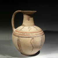 A Daunian Spherical Jug