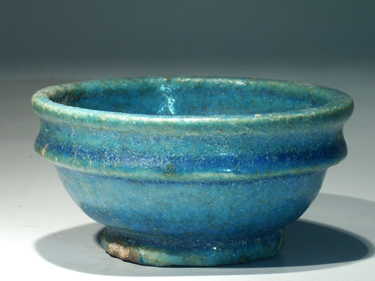 Alexander Ancient Art An Ancient Egyptian Faience Bowl